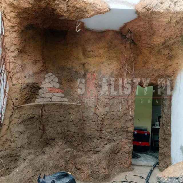 przekroje glebowe na ścianę