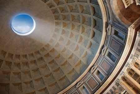 kopuła panteonu rzym