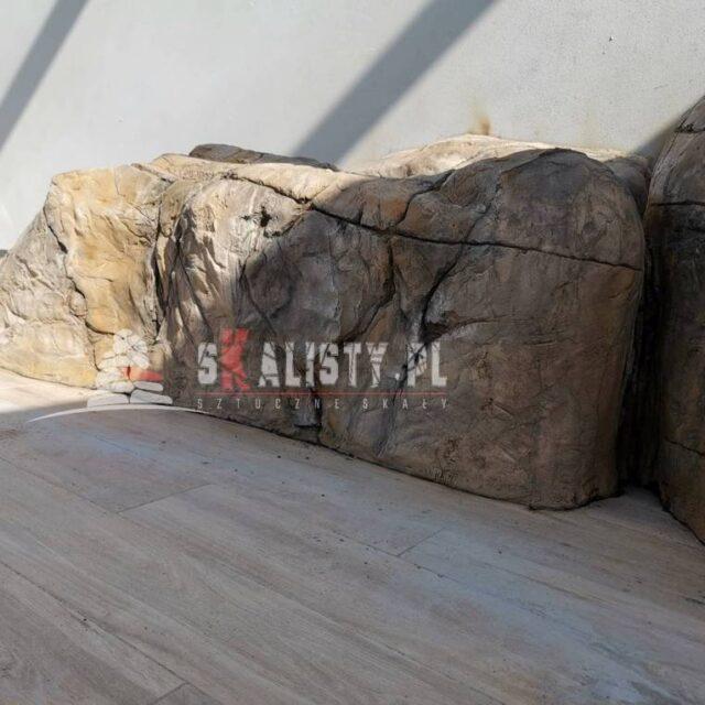 sztuczny kamień na donice